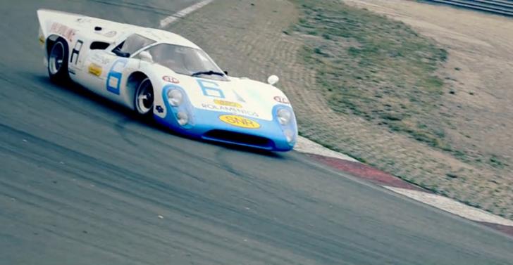 Historic-Grand-Prix-Zandvoort-Williamson-Courage