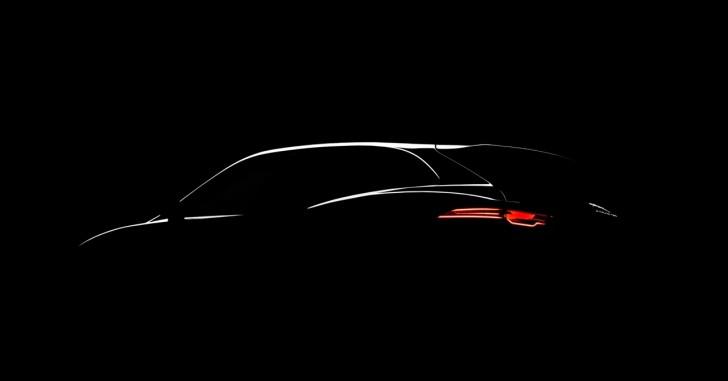 Jaguar C-X17 teaser