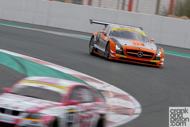 AT THE DUBAI 24HR RACE, 2013, DUBAI, UAE