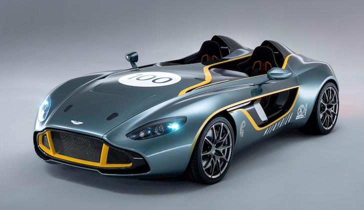 Aston Martin- CC100 Speedster- Image (1)