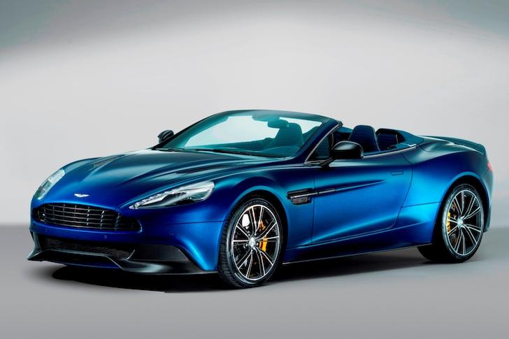 Image- Aston Martin Vanquish Volante (3)