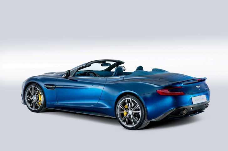 Image- Aston Martin Vanquish Volante (4)
