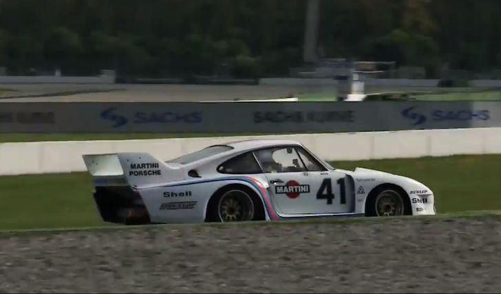 Porsche-Meet-the-heroes-video-Porsche-935-Timo-Bernhard-Hockenheim-passenger-lap