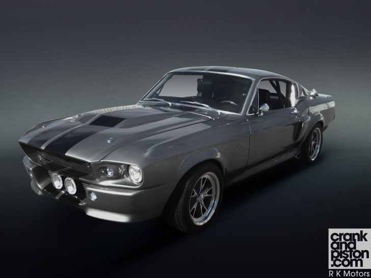 ford shelby mustang gt500 rkm auctions crankandpistoncom - Shelby Mustang Gone In 60 Seconds