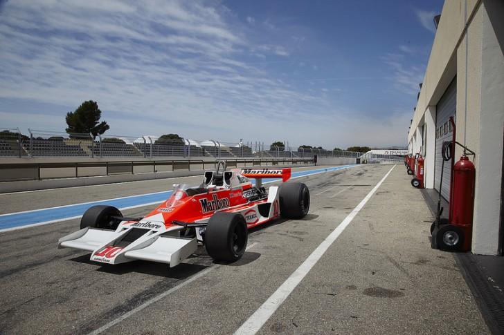 RKM Auctions James Hunt McLaren M23