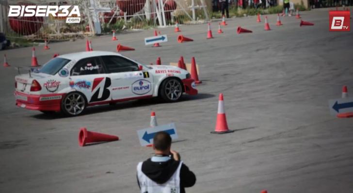 abdo feghali lebanon speed trial