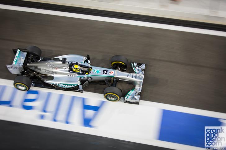 2013 Abu Dhabi F1 Grand Prix