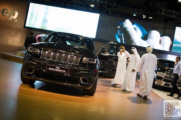 Dubai International Motor Show 12-59
