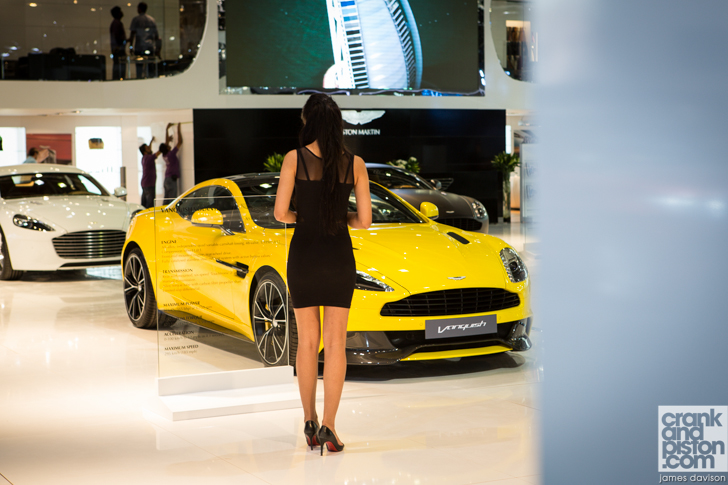 Dubai International Motor Show Part 1-43