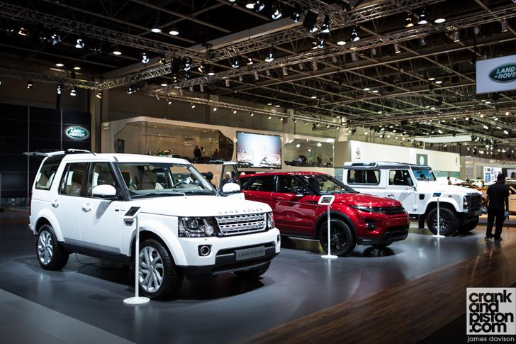 Dubai International Motor Show Part 1-44