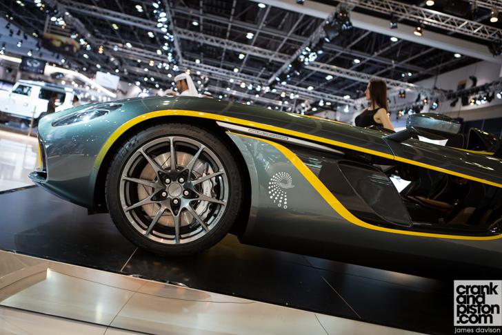 Dubai International Motor Show Part 3-127