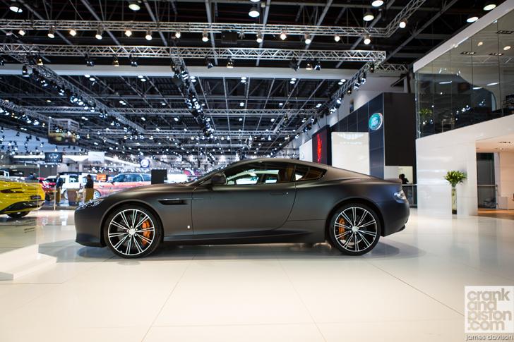 Dubai International Motor Show Part 3-129