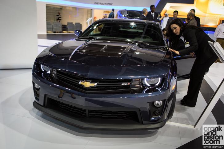 Dubai International Motor Show Part 3-57