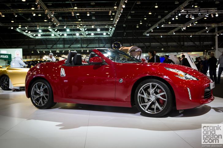 Dubai International Motor Show Part 6-33