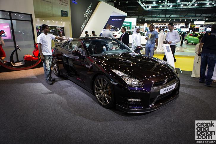 Dubai International Motor Show Part 6-42