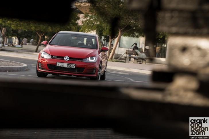 VW Golf GTI Set 2
