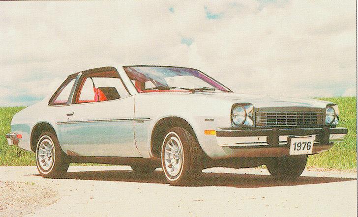 1976 Chevrolet Monza