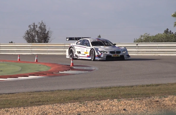 Driving the 2013 BMW M3 DTM. CHRIS HARRIS ON CARS