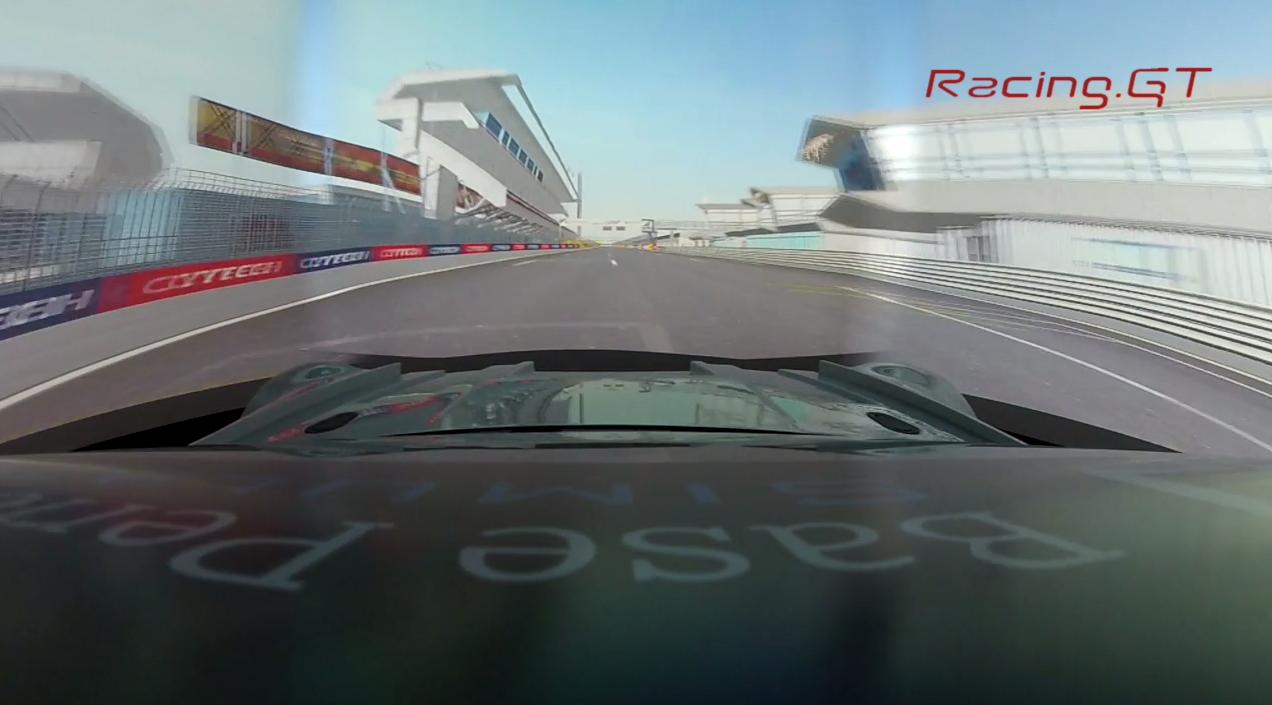Dubai Autodrome Base Performance