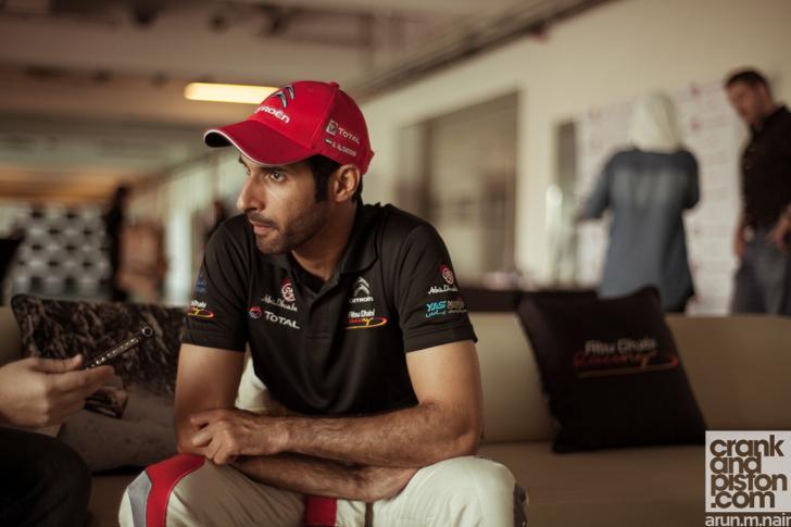 Sheikh-Khalid-Al-Qassimi-Abu-Dhabi-Racing-WRC-Citroen-DS3-Yas-Marina-Circuit-17