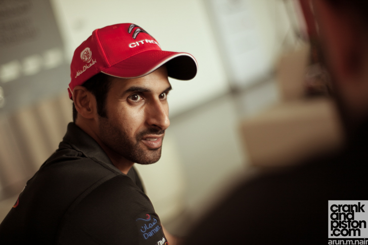 Sheikh-Khalid-Al-Qassimi-Abu-Dhabi-Racing-WRC-Citroen-DS3-Yas-Marina-Circuit-19