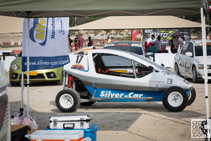 Silver-Car