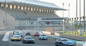 2013/2014 NGK Racing Series. Rd 1, Yas Marina