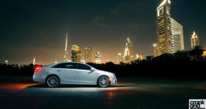 2014 Cadillac XTS Twin-Turbo