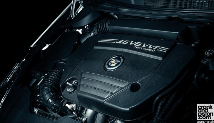 2014 Chevrolet XTS Twin-Turbo 14