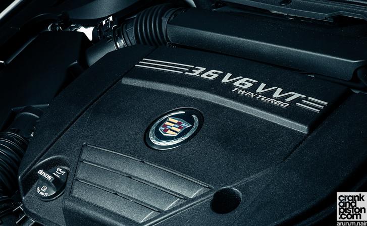 2014 Chevrolet XTS Twin-Turbo 10