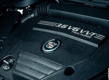 2014 Chevrolet XTS Twin-Turbo 10