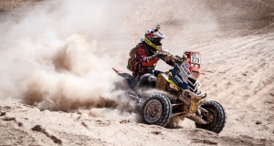 2014 Dakar Rally. Shakedown