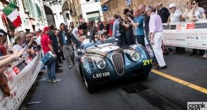 2014 Mille Miglia. #JaguarMille