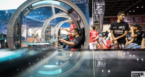 2014 Nissan GT Academy. Middle East Finals