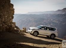 Nissan Patrol Jordan 2014
