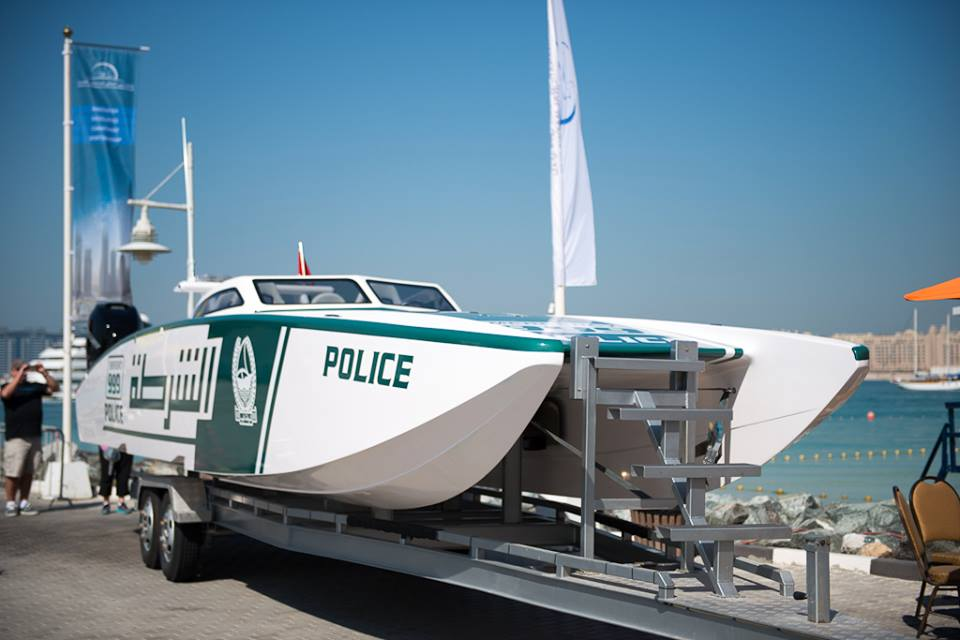 Task Force Blue Dubai Police. GCC Cata...