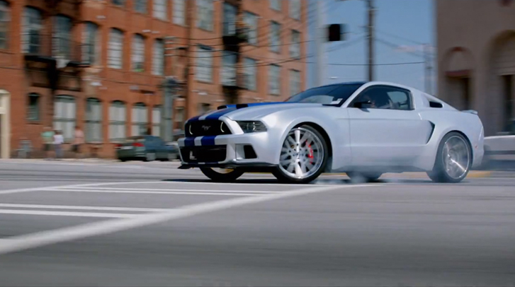 Ford Mustang To Headline Need For Speed Movie Crankandpiston Com