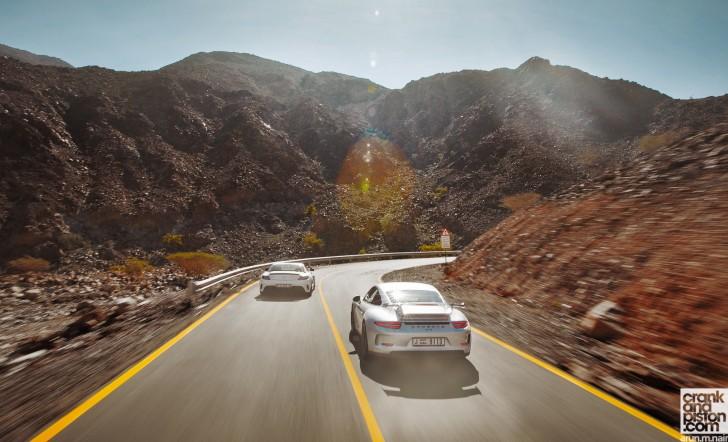Sls amg Black Series v-s Porsche 911 GT3 (Arun.m.nair) wallpaper-2
