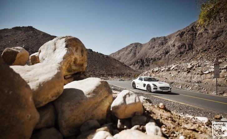 Sls amg Black Series v-s Porsche 911 GT3 (Arun.m.nair) wallpaper-4