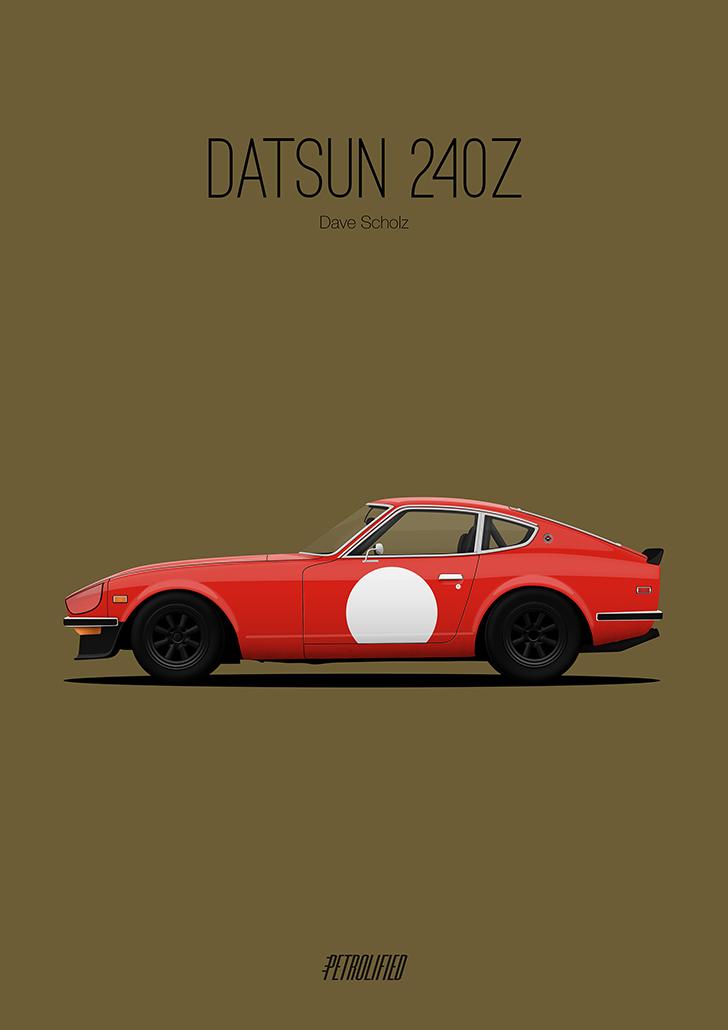 11 - Datsun 240Z