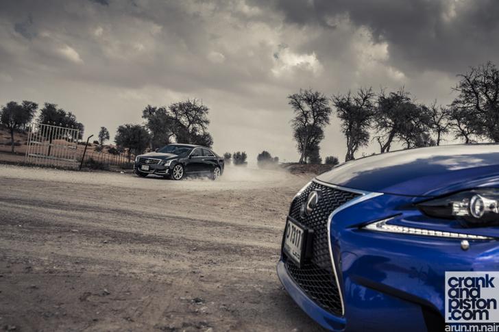 Cadillac-ATS-vs-Lexus-IS350-F-Sport-41