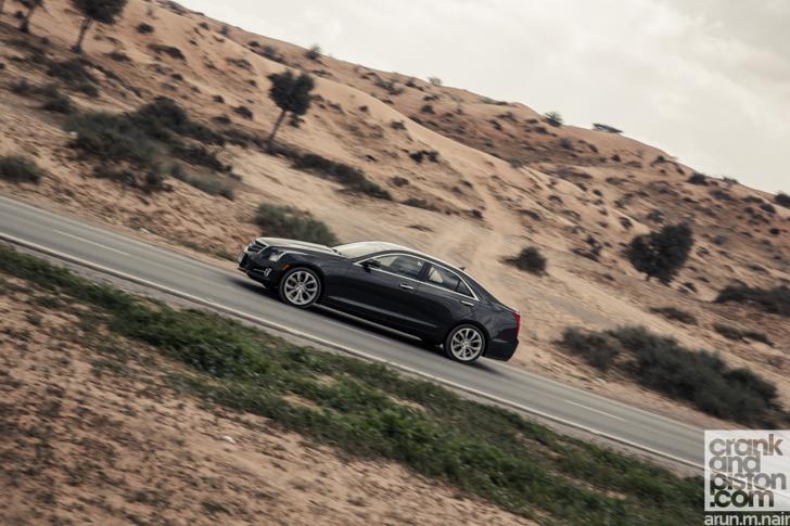 Cadillac-ATS-vs-Lexus-IS350-F-Sport-45