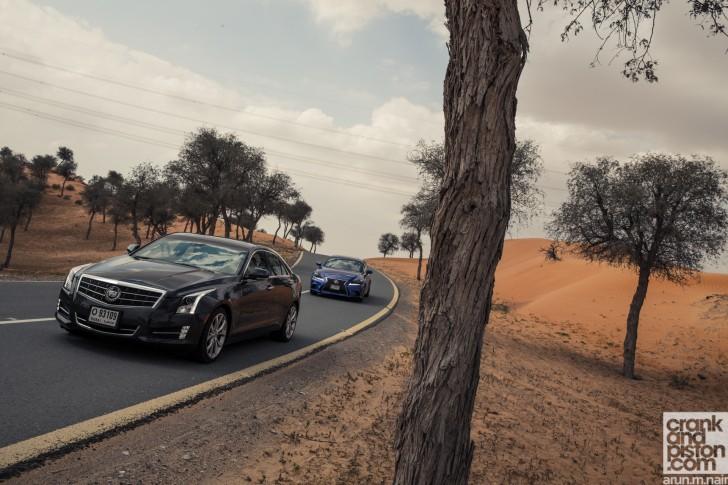 Cadillac-ATS-vs-Lexus-IS350-F-Sport-Wallpapers-01