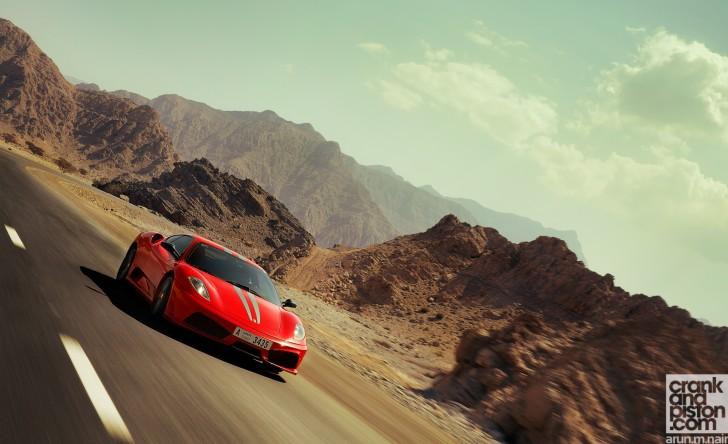 Ferrari-F430-Scuderia-Porsche-Cayman-R-Lotus-Exige-Cup-260-Wallpaper-05