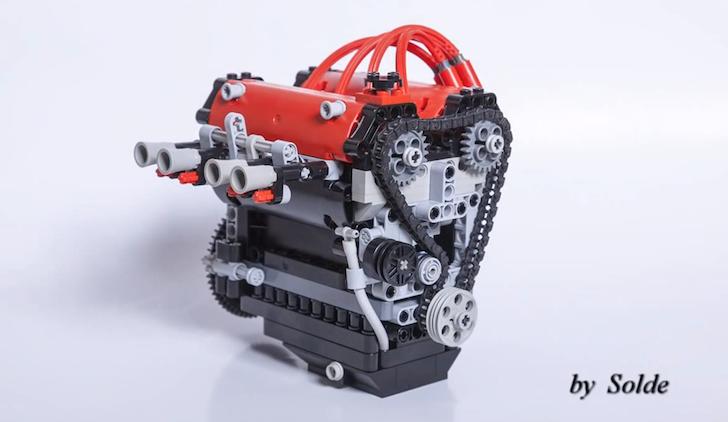 Lego Solde 4AGE