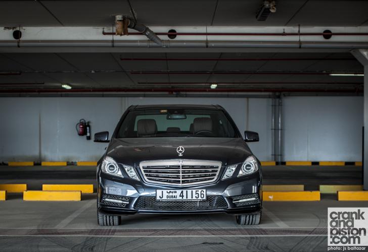 Mercedes benz e350 a touch of e class the management for Mercedes benz fleet