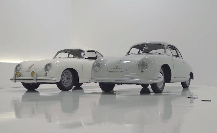 1949 Porsche Gmünd Coupé