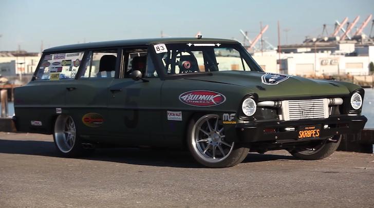 1966 Chevrolet Nova Wagon