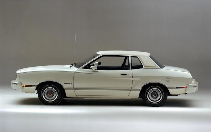 1974 Ford Mustang II Hardtop