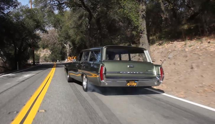 1964 Pontiac Catalina Safari. :BIG MUSCLE